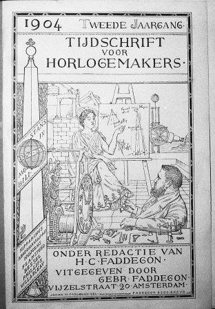 Tijdschrift voor Horlogemakers